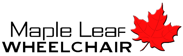 maple leaf wheelchair logo
